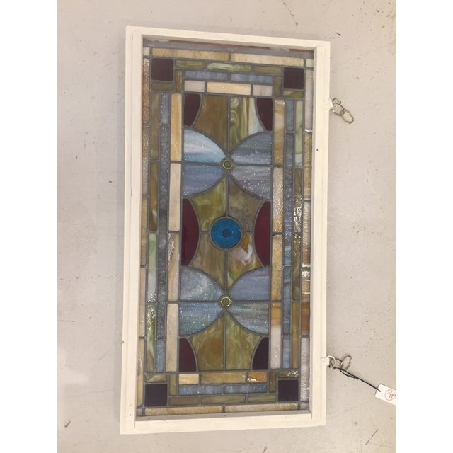 Vintage Stained Glass Circa 1940s Chairish