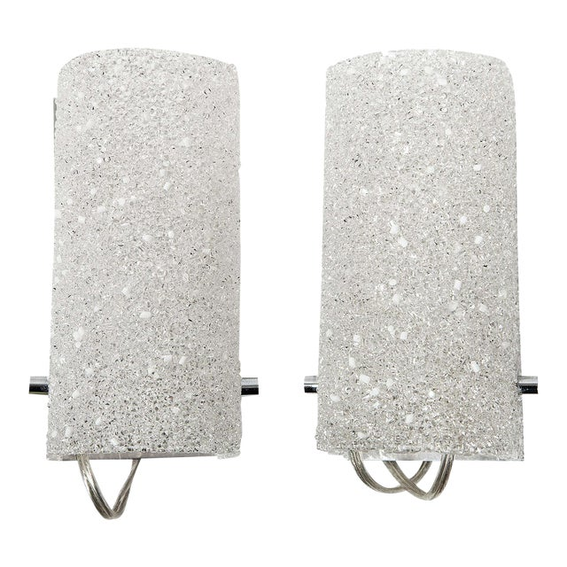 Beaded Sconces - A Pair For Sale