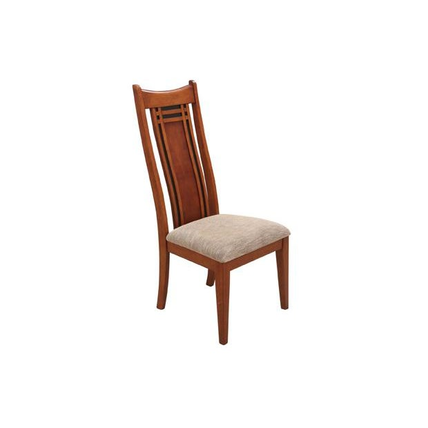 Chinoiserie Style Dining Chairs, S/6 - Image 3 of 5