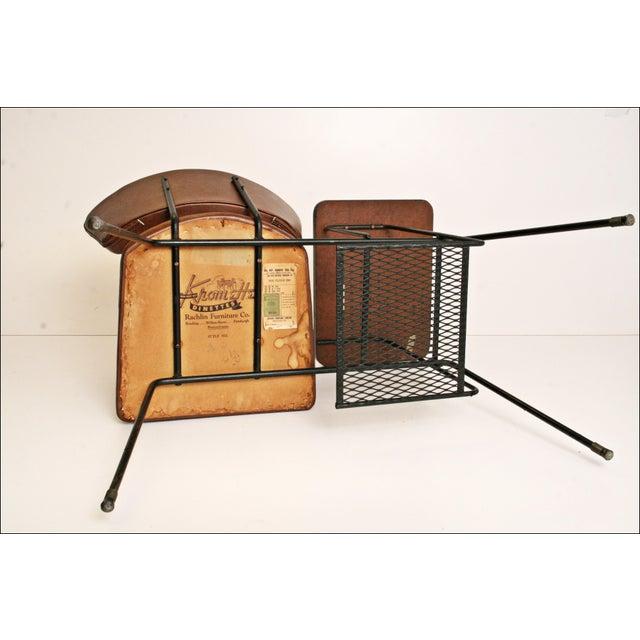 Mid-Century Modern Telephone Chair - Image 7 of 11
