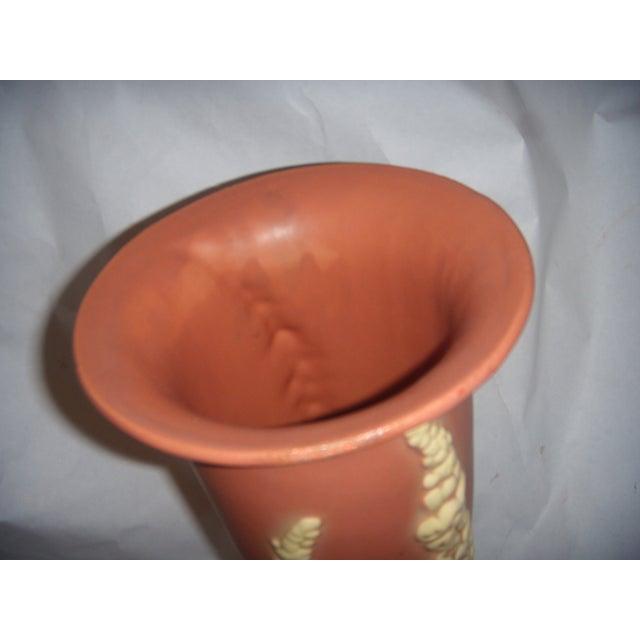 Vintage Roseville Foxglove Tall Vase - Image 10 of 11