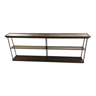Sarreid Ltd Hunt Country Large Console For Sale