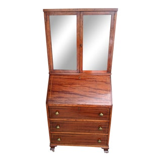 Traditional r.j. Horner and Co. Secretary Desk For Sale