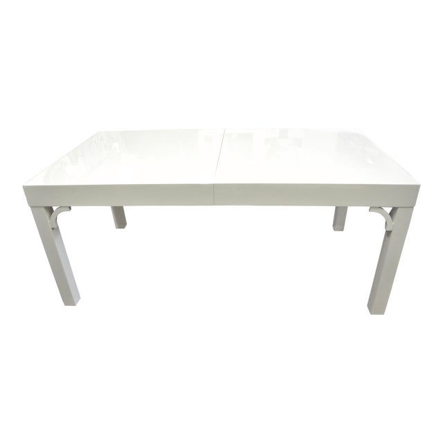 Boulevard Parsons Table by Lilly Pulitzer For Sale
