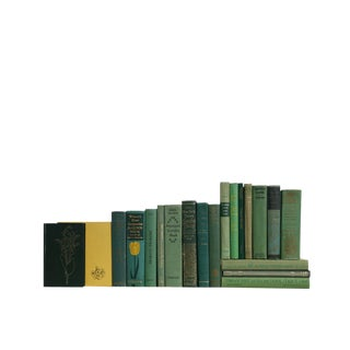Gardener's Green Thumb : Set of Twenty Decorative Books For Sale