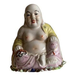 Happy Buddha Decorative Stash Box For Sale