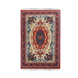 "Torbat Wool Rug-3'1'x4'1"" For Sale"