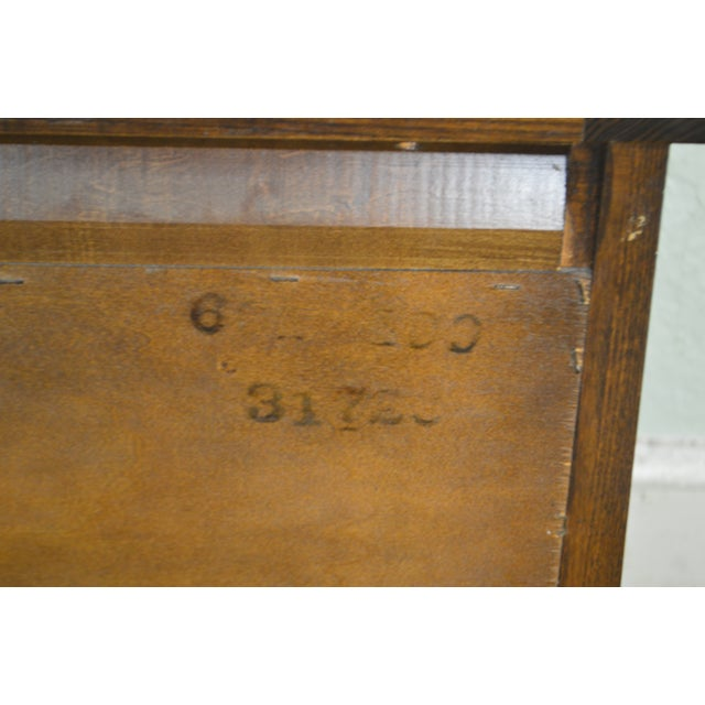 Bernhardt Flair Division Asian Inspired Console Server Cabinet For Sale - Image 11 of 13