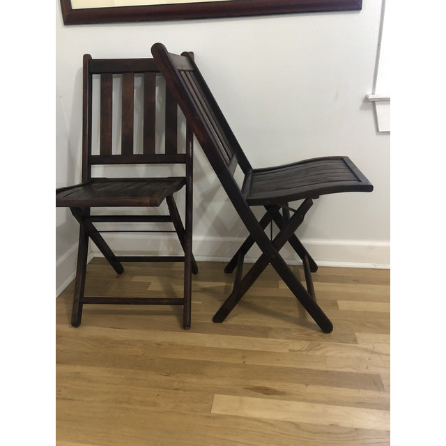 These chairs are perfect for extra seating that can be stored or for a porch or a garden room. They offer the convenience...