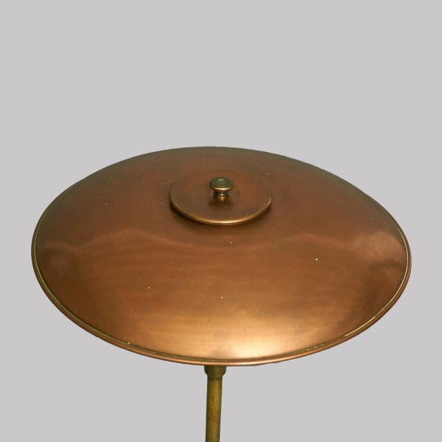 Mid-Century Modern Poul Henningsen, PH 3/2 Table Lamp, Early Model For Sale - Image 3 of 5