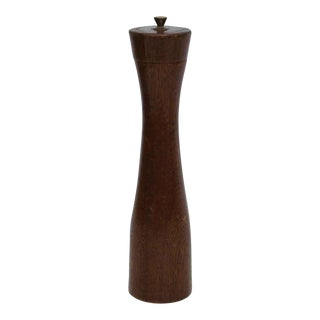 Imported French Wooden Pepper Mill