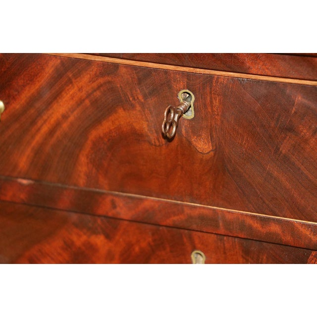 American Empire Style Side Table For Sale - Image 10 of 11