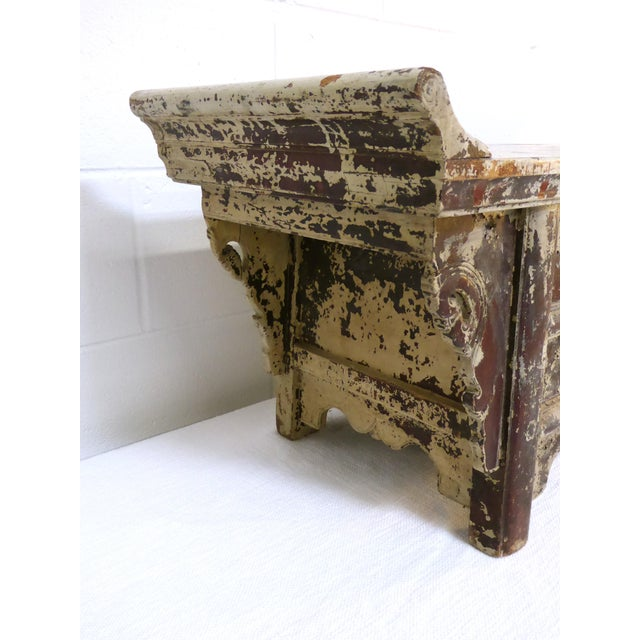 Antique Ming Altar Table - Image 7 of 11