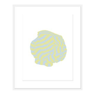 "Large ""Citrine Knot 1"" Print by Angela Chrusciaki Blehm, 35"" X 43"""