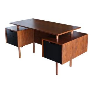 Desk by Milo Baughman for Glenn of California For Sale