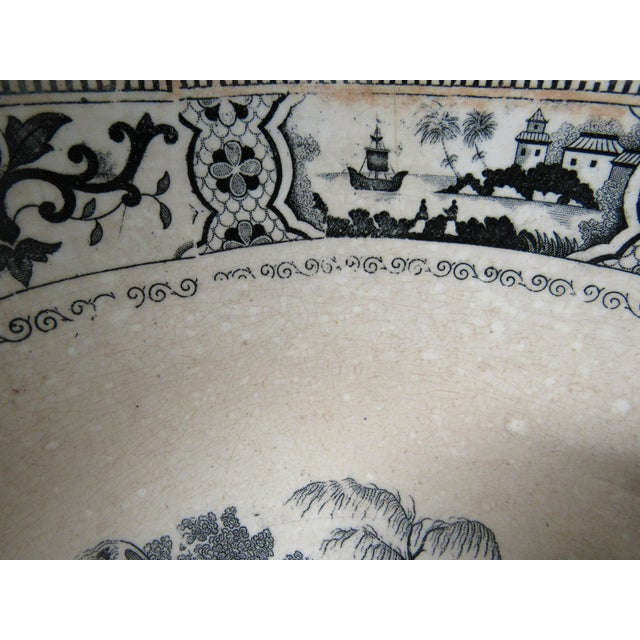 Tan Bowl by Petrus Masstricht Pasong For Sale - Image 8 of 13
