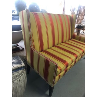 Early 21st Century Lee Industries Banquette Preview