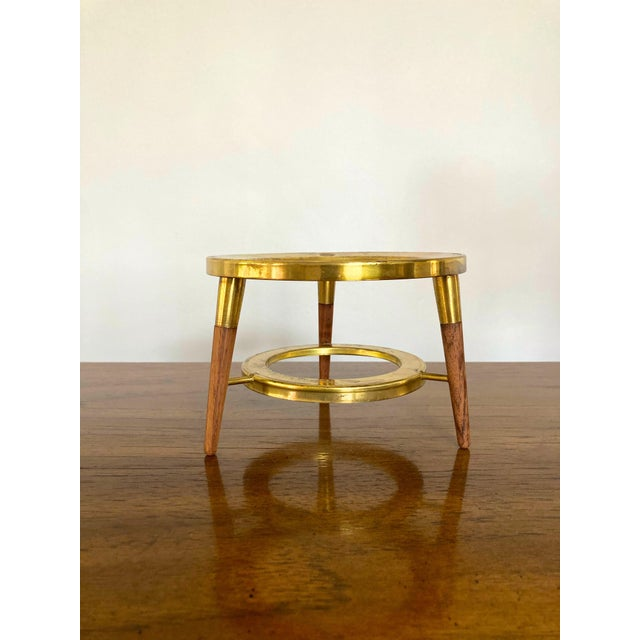 Mid 20th Century Fondue Holder Plant Stand For Sale In Seattle - Image 6 of 6