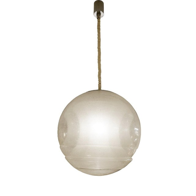 Pendant by Carlo Nason for Mazzega, Italy For Sale - Image 6 of 6