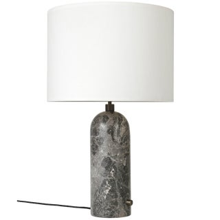 Gravity, Grey Marble Table Lamp For Sale