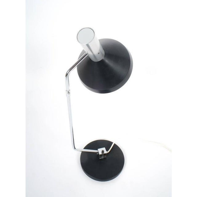 Baltensweiler AG Rico and Rosemary Baltensweiler Articulated Swiss Table Lamp, 1960 For Sale - Image 4 of 6