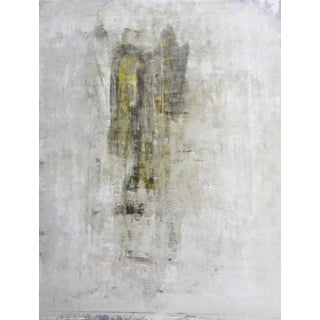 """""""1201 Abstract Two Angels"""" Figurative Painting For Sale"""