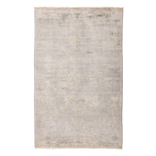 """Vibrance Hand Knotted Area Rug - 4' 1"""" x 6' 5"""""""