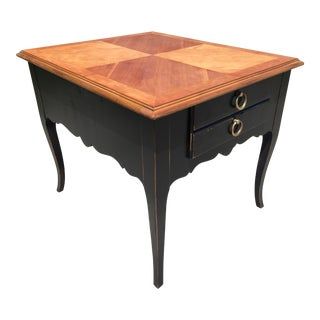 Drexel Heritage Empire Style Side Table. For Sale