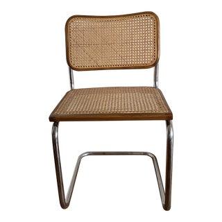 Mid-Century Modern Marcel Breuer Cesca Style Chiar For Sale