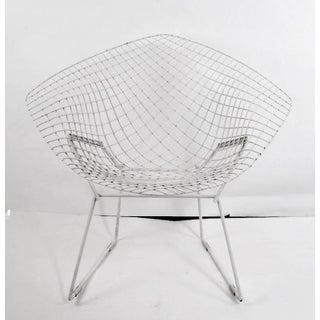 Pair of Bertoia Diamond Chairs Preview