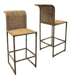 Image of Transitional Bar Stools