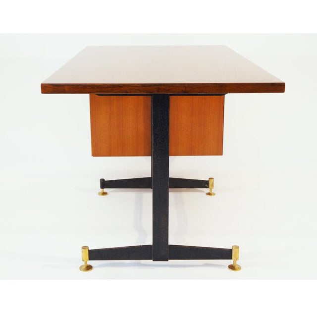 Tecno Osvaldo Borsani Desk For Sale - Image 4 of 7