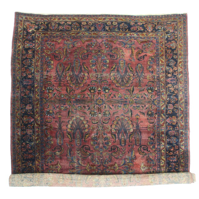 RugsinDallas Persian Hand Knotted Wool Lilihan Rug- 12′ × 20′ - Image 2 of 2