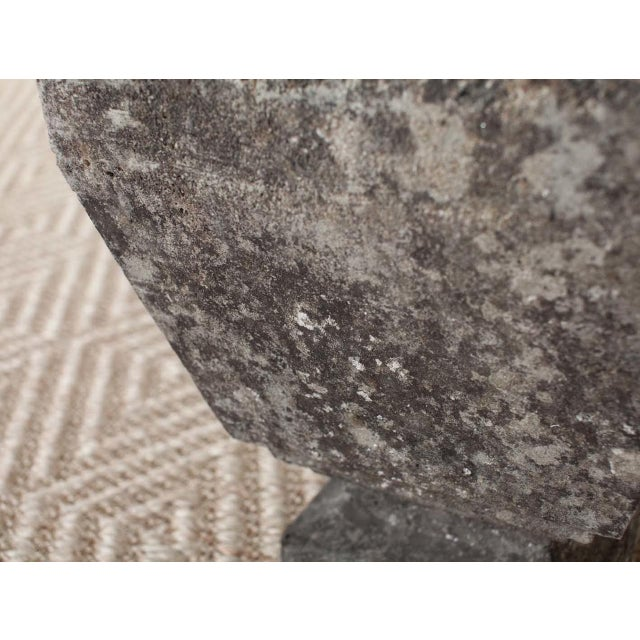 Traditional Antique Stone Planter i For Sale - Image 3 of 5