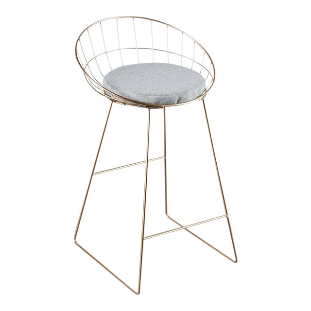 Kylie Bar Counter Chair For Sale In Los Angeles - Image 6 of 6