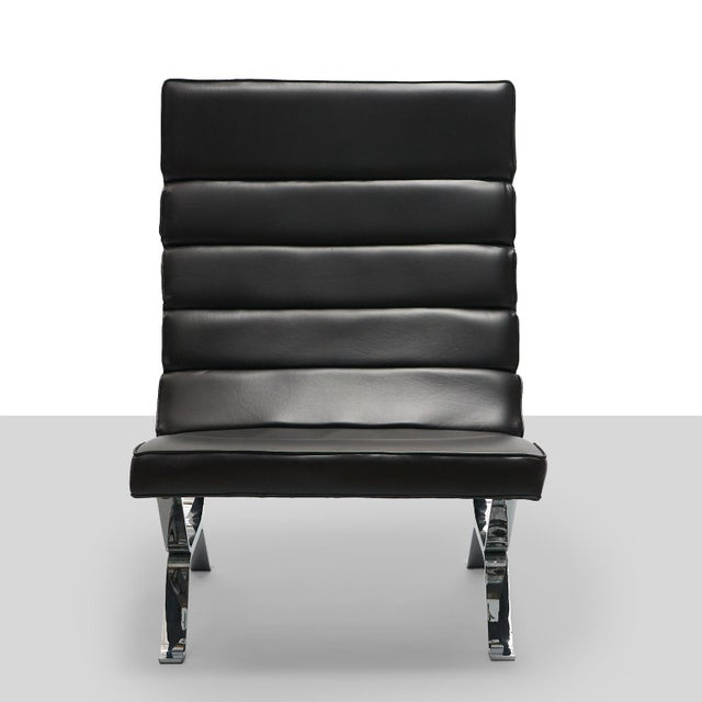 Mid-Century Modern George Nelson Lounge Chair for Herman Miller For Sale - Image 3 of 9