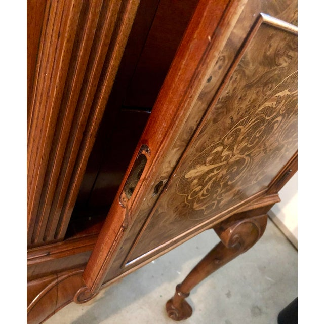Early 20th Century Louis XV Style Sideboard Buffet For Sale - Image 9 of 12