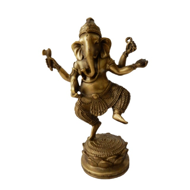 Bronze Lord Ganesh Sculpture For Sale