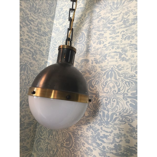 Visual Comfort Visual Comfort Thomas O'Brien Hicks Pendant Light For Sale - Image 4 of 4