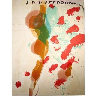Inviernosexoprimaveral paper print by Julian Schnabel