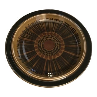 Mid-Century Arabia Finland Kosmos Platter by Gunvor Olin-Gronqvist For Sale