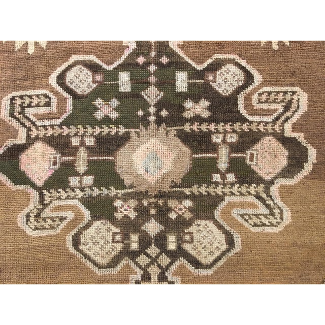 "Bellwether Rugs Turkish Oushak Runner- 5'3"" X 10'11"" - Image 5 of 9"