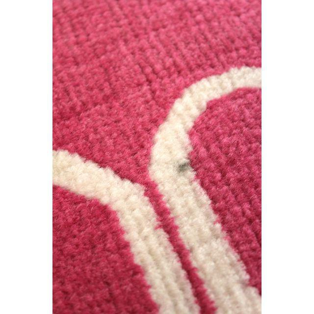Cococozy Hand-Knotted Wool Rug - 5′ × 8′ - Image 5 of 6