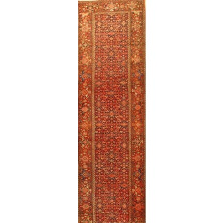 "Persian Pasargad N Y Antique Persian Malayer Rug - 3'6"" X 14'9"""