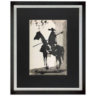 Pablo Picasso Lithograph Limited Edition