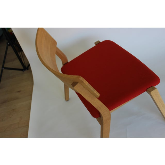 Modern Verywood Frame Lounge Chair For Sale In Chicago - Image 6 of 7