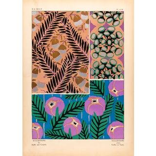 E. A. Séguy Print, Pl. No.16 For Sale