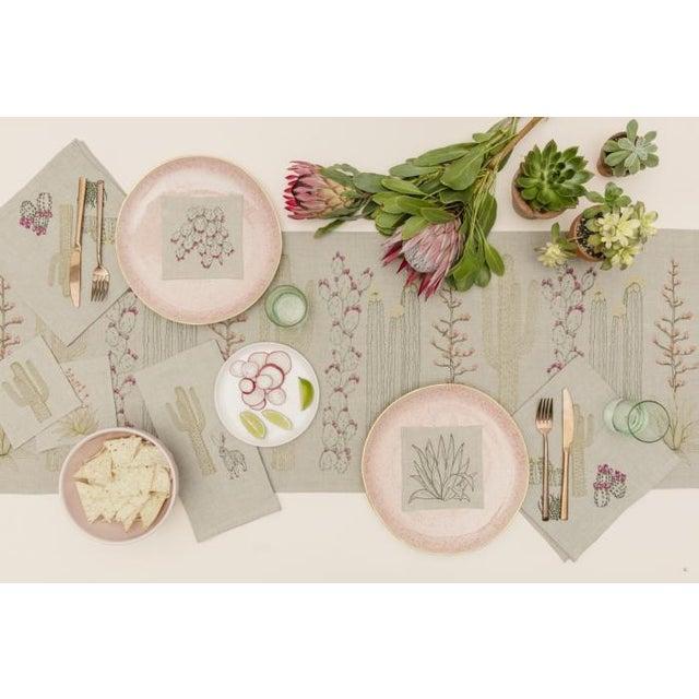Cacti Field Dinner Napkin - Image 6 of 8