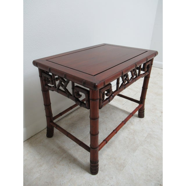 see matching table in our store. Measurements ( L x W x H)24.25 x 16.5 x 20. great shape. minor age related paint wear. ....