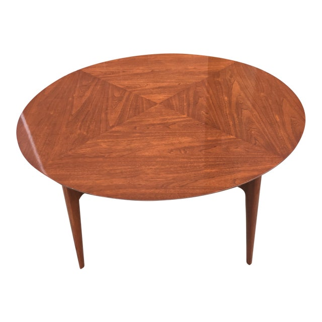 Mahogany Mid-Century Cocktail Table For Sale
